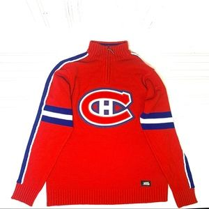 OFFICIAL HABS CANADIEN NHL SWEATER